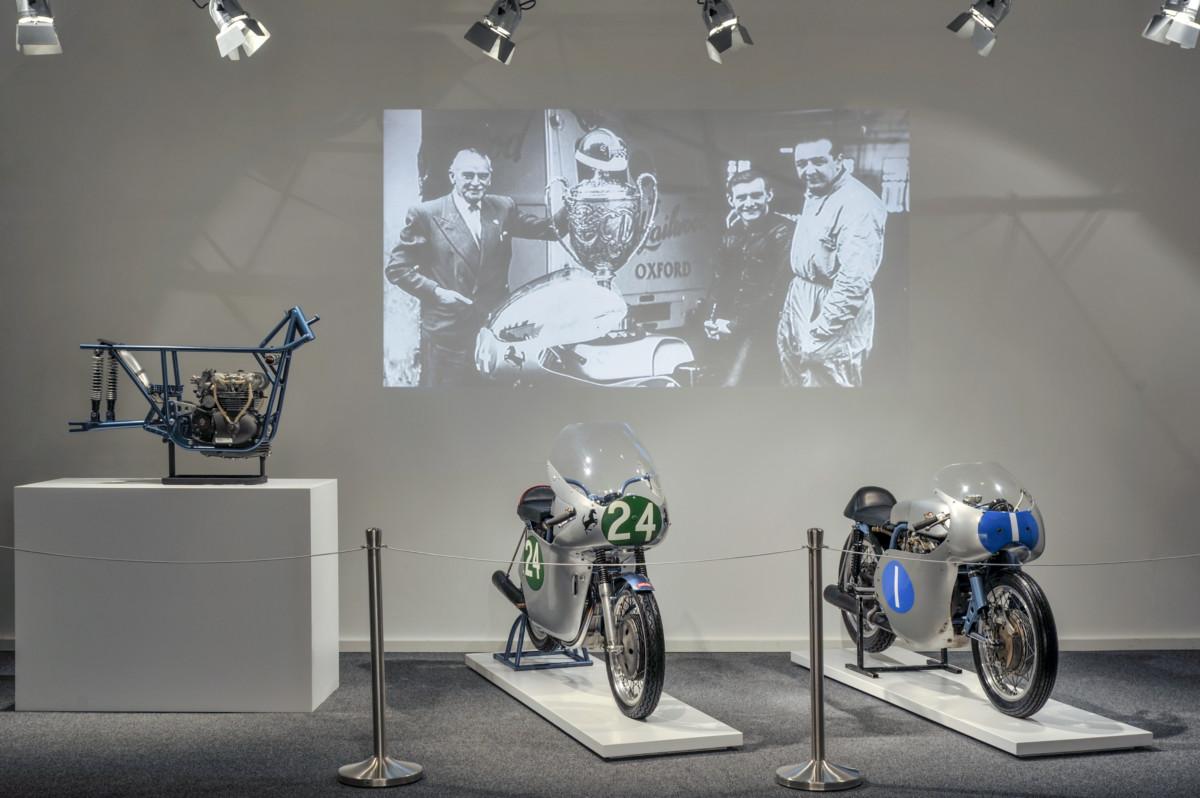 Al Museo Ducati una mostra su Mike Hailwood