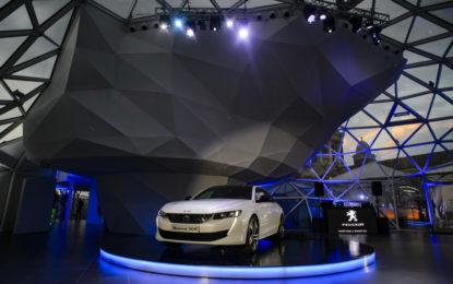 Peugeot protagonista agli Internazionali BNL d'Italia