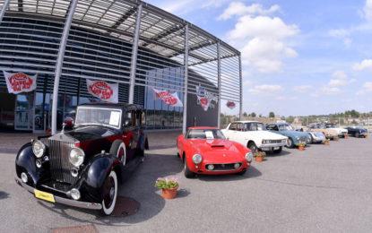Tutto pronto per il Roma Motor Show 2018