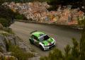 CIR: ŠKODA sul podio al rally Targa Florio
