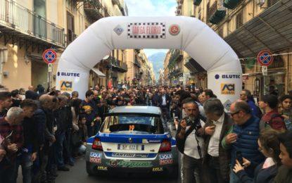 CIR: prima giornata intensa alla Targa Florio