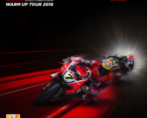 World SBK Warm Up Tour al Castel Guelfo