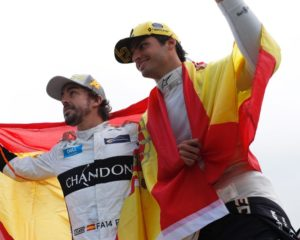Sainz al 99% sostituto di Alonso in McLaren