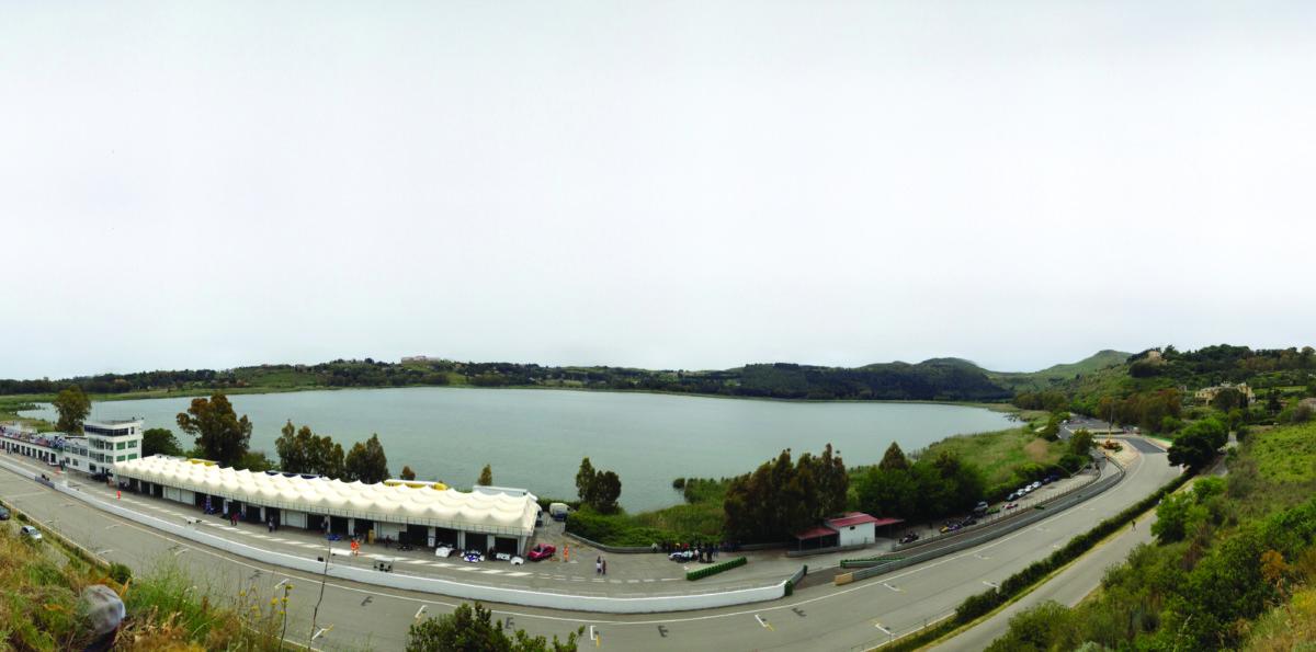 Firmata collaborazione tra Autodromo Pergusa e Pirelli