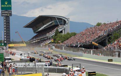 GP Spagna: set e mescole scelti dai piloti