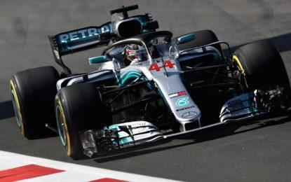 Spagna: le Mercedes davanti alle Ferrari nelle FP3