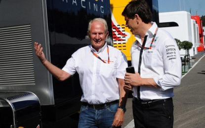"""Marko: """"Il vero scandalo è il comportamento della FIA"""""""