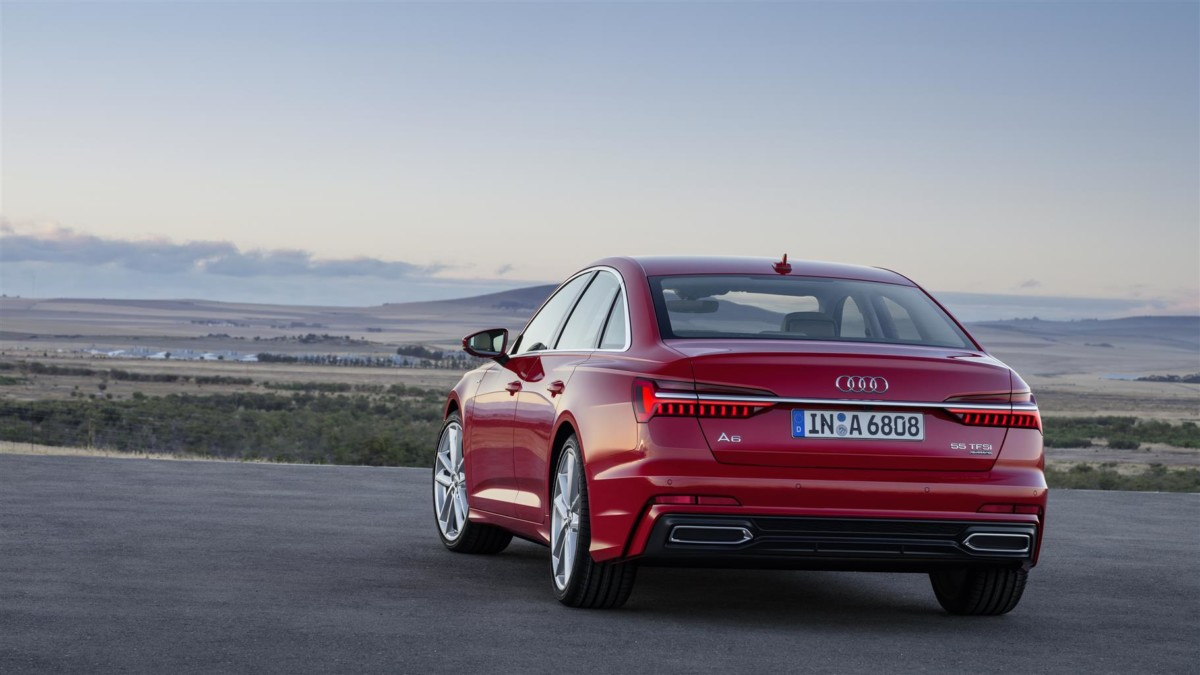 Si aprono gli ordini di nuova Audi A6