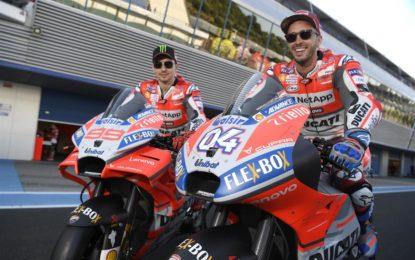 CUPRA nuovo sponsor Ducati in MotoGP