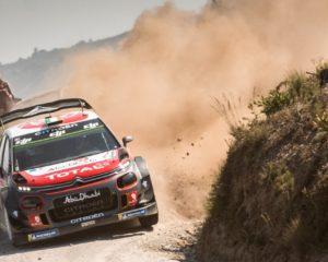 Citroën Racing WRT ritira Meeke e Nagle dal WRC 2018