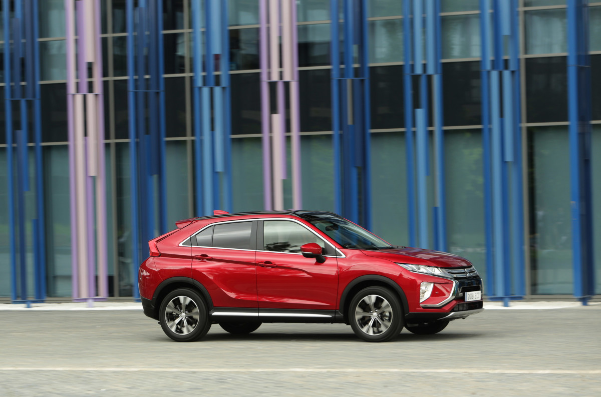 Fuel Bonus per Mitsubishi Eclipse Cross