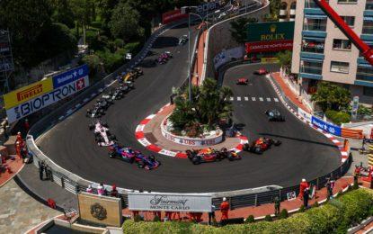 GP Monaco: gli orari del weekend in TV