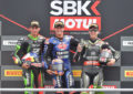 WorldSBK: bis di Van Der Mark a Donington