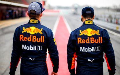 Red Bull: alla prossima scattano gli ordini di squadra