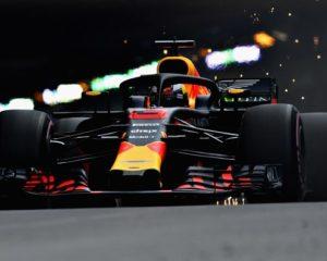 Monaco: doppietta Red Bull nelle FP1