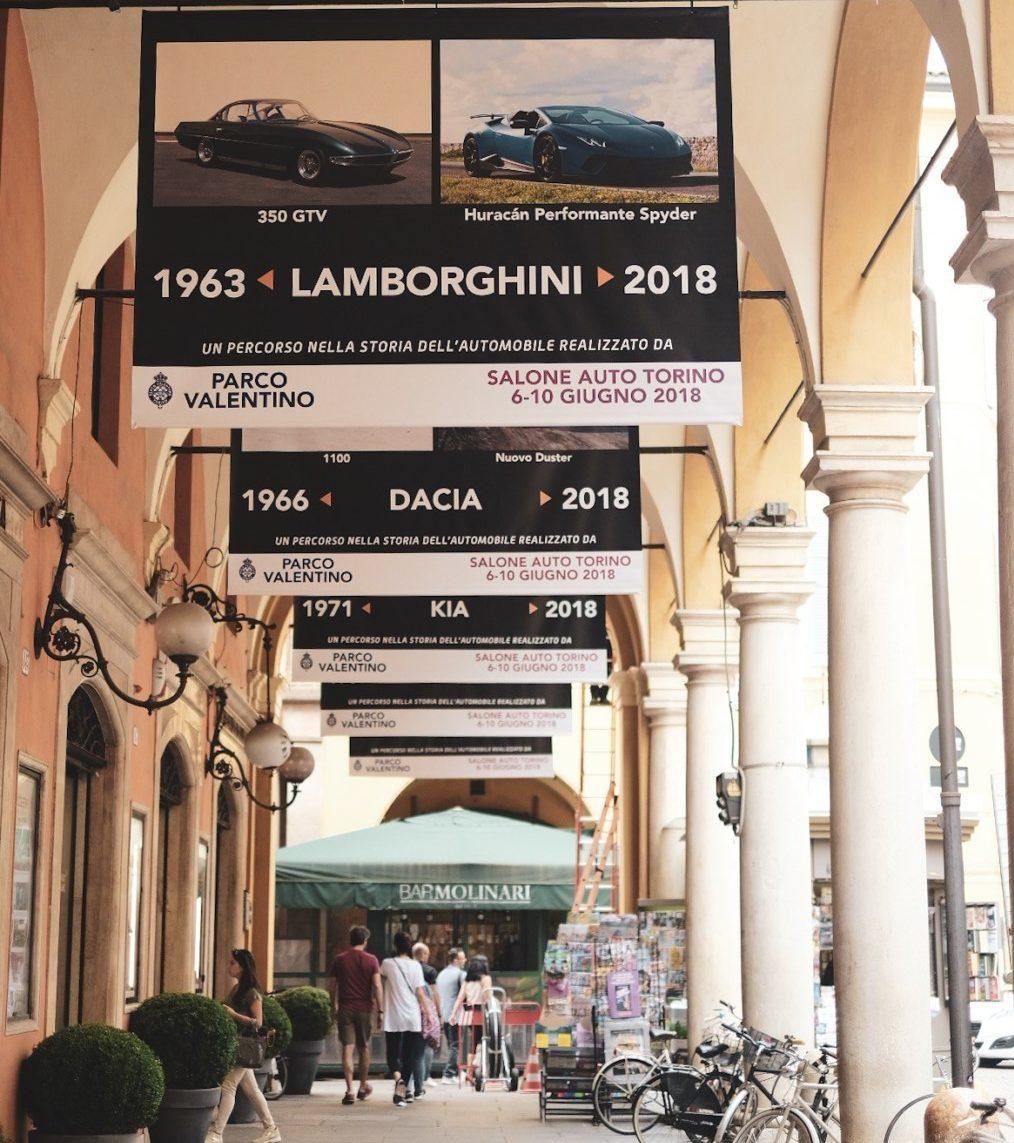 Modena seconda tappa della mostra sulla storia dell'auto