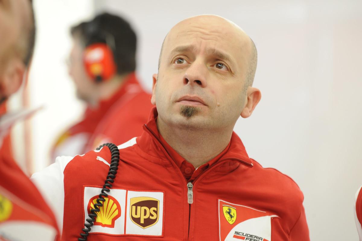 Simone Resta lascia la Ferrari