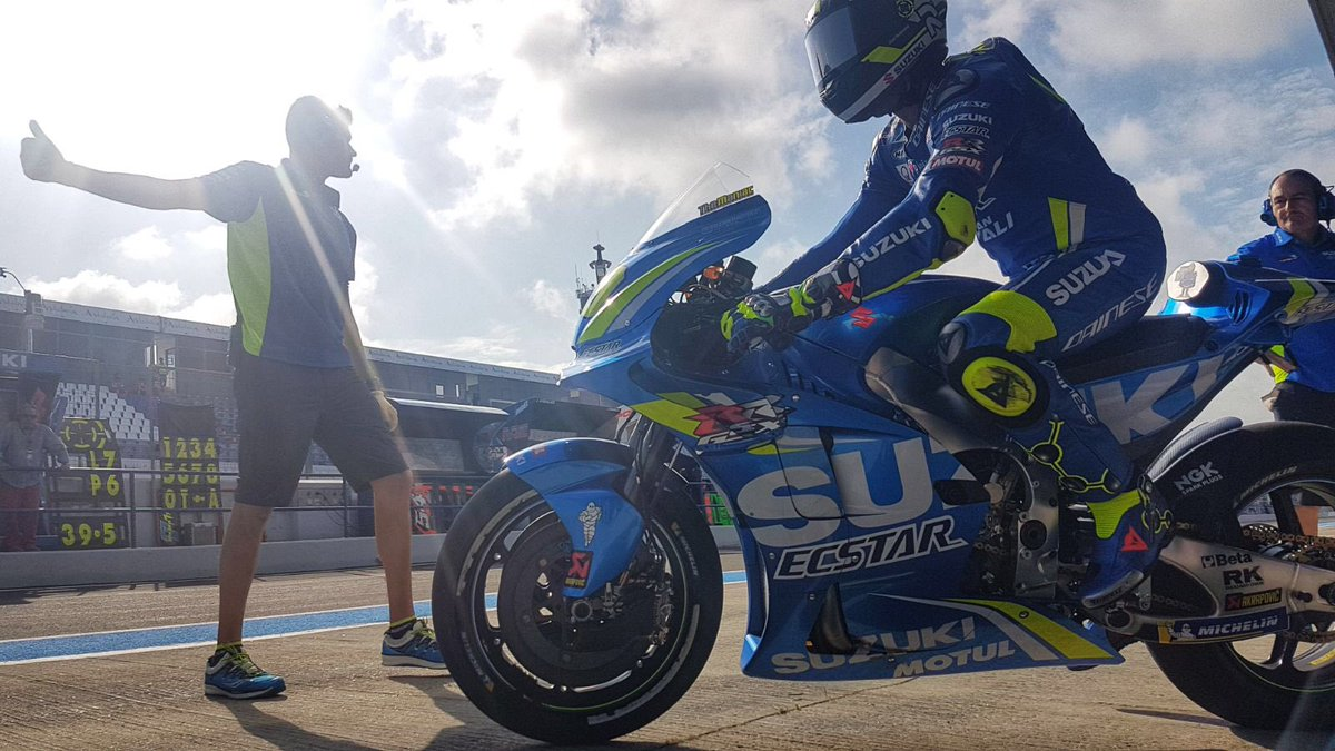 "Nel weekend di Jerez, su Sky torna ""The Test"""