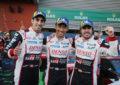 Spa: doppietta Toyota e vittoria di Alonso al debutto nel WEC