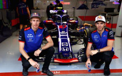 Lidl e Toro Rosso: partnership europea ricca di premi