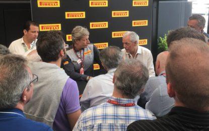 Pirelli resterà in F1 se sarà ancora una sfida tecnologica