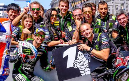 MotoGP: in Francia la pole è di Zarco