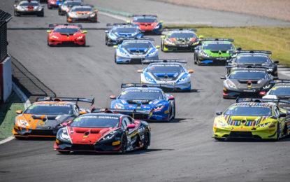 Lamborghini Super Trofeo Europa a Misano
