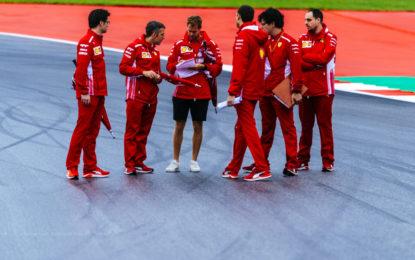 Austria: pista e atmosfera che piacciono a Vettel e Raikkonen