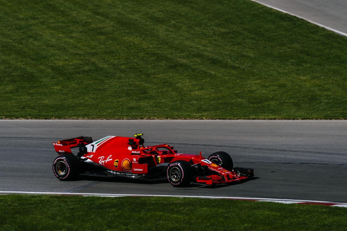 Canada: il punto Ferrari sulle libere del venerdì
