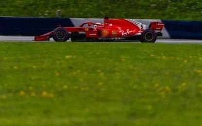 Austria: amarezza in Ferrari, ma si guarda alla gara