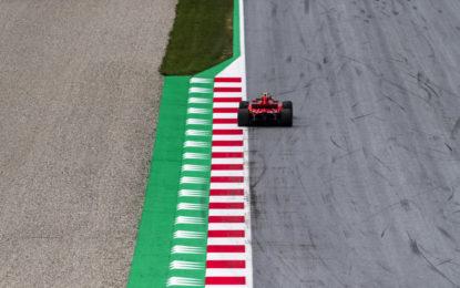 Contro gli hooligans della F1, a gamba tesa