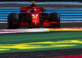 Un terzo e un quinto posto per la Ferrari in Francia