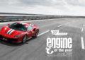 V8 turbo Ferrari miglior motore degli ultimi 20 anni
