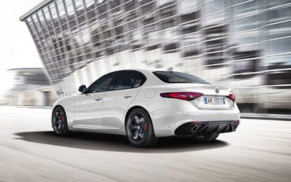 Nuova Alfa Romeo Giulia Sport Edition