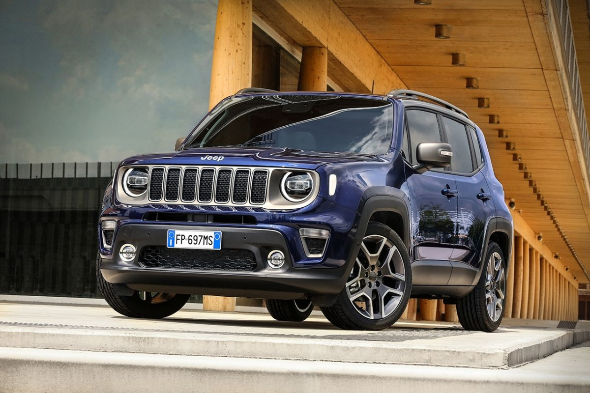 Jeep Renegade premiata per la sicurezza