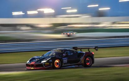 Ferrari Challenge Europa in azione a Misano
