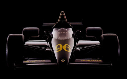 Dietro le quinte della Lotus 96T per Indianapolis