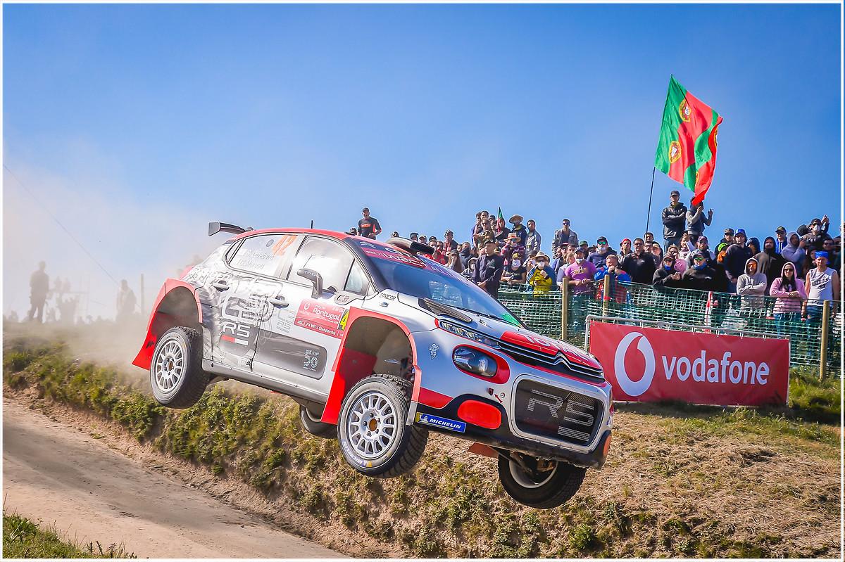 WRC: Citroën C3 R5 pronta per la Sardegna