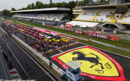 A Monza il 5° Tributo Michael Schumacher & Remember Jules Bianchi