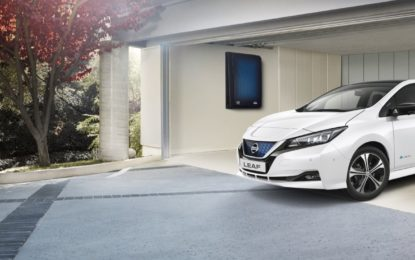 Nissan annuncia il Piano di Sostenibilità 2022