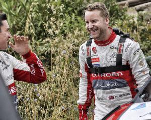 Ostberg affiancherà Breen sulla seconda C3 WRC