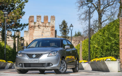 "Suzuki HYBRID e AGOS per un weekend ""eco friendly"""