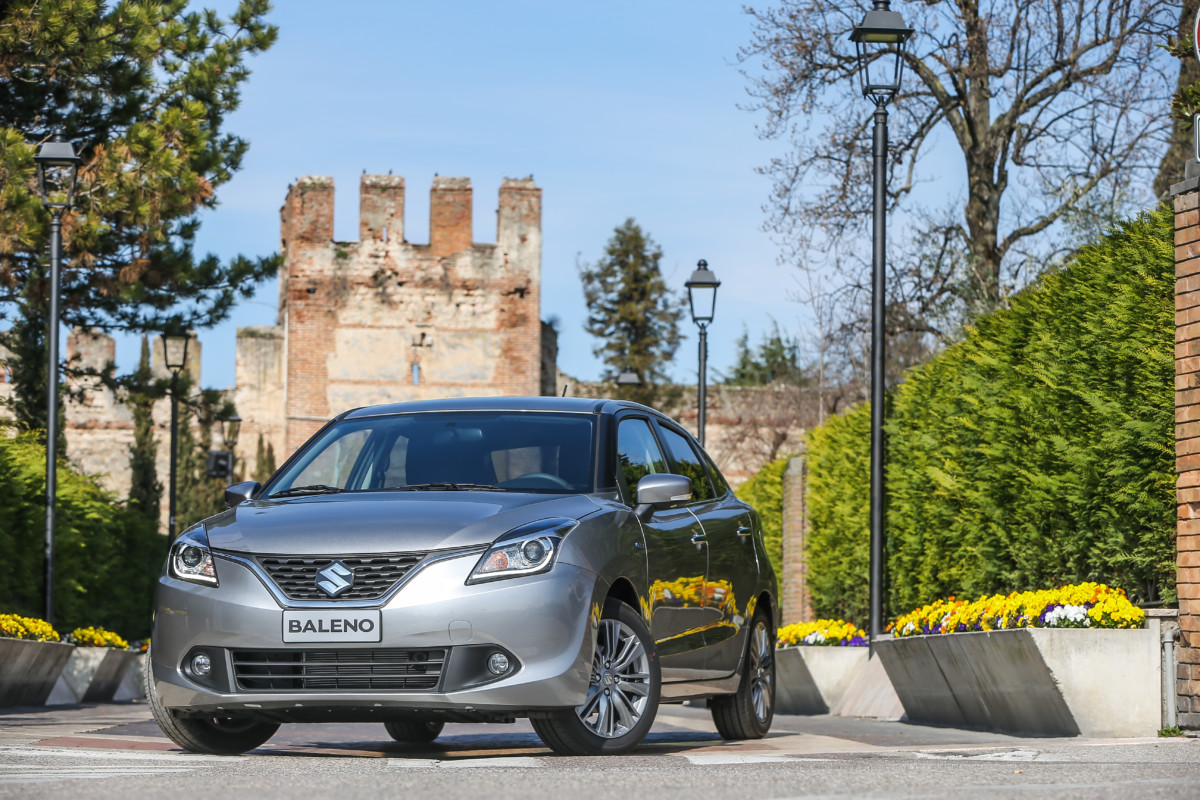 "Suzuki HYBRID e AGOS per un weekend ""eco friendly"""