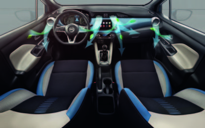 Nissan amplia la gamma filtri per abitacolo