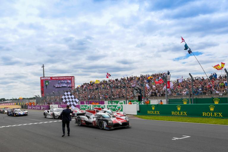 1-2 Toyota a Le Mans, con vittoria di Alonso, Buemi e Nakajima