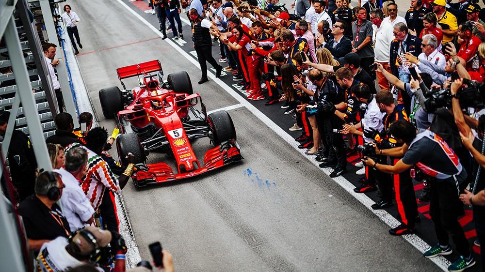 In Canada trionfo indiscusso di Vettel e della noia