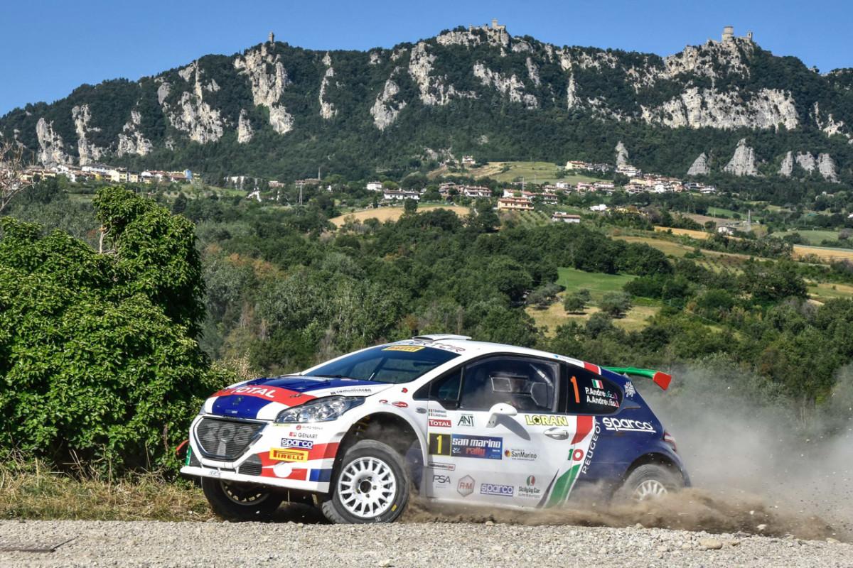 San Marino: Andreucci costretto al ritiro, De Tommaso 3°