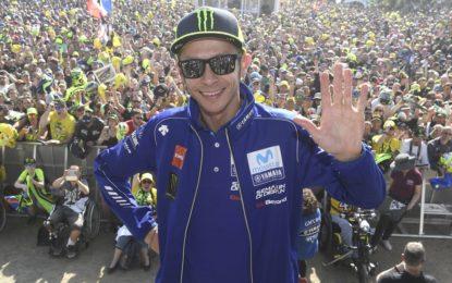 Intervista esclusiva a Valentino Rossi