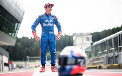 E intanto Marquez prova la Toro Rosso