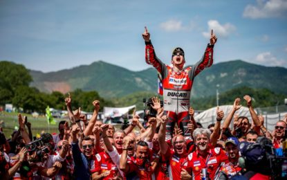 "Lorenzo: ""In Ducati hanno creduto in me troppo tardi"""